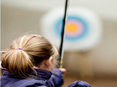 Min-y-Don Christian Adventure Centre Archery