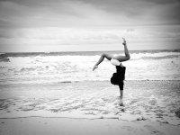 Fitness at Broadsands Beach