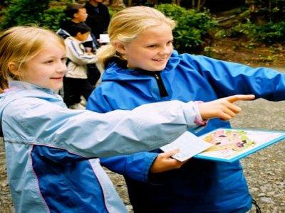 Min-y-Don Christian Adventure Centre Orienteering