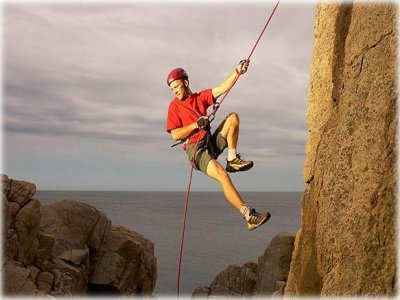 Extreme Ventures Abseiling