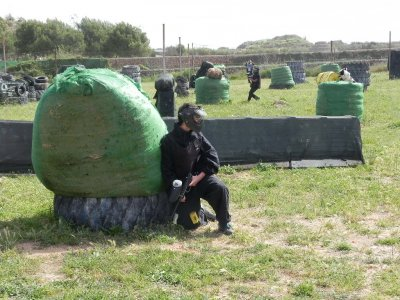 Desafio Menorca Paintball