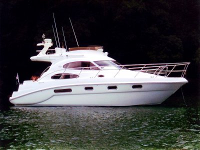 Falmouth Motor Boat Charters