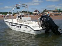 Powerboat charters