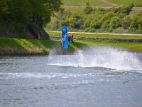 Wakeboarding is fun.