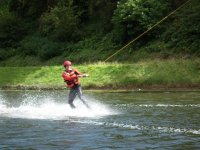 Learn how to wakeboard.