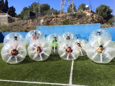 Paintball Antequera Zorbing