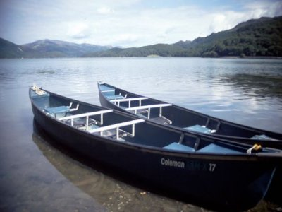 Min-y-Don Christian Adventure Centre Canoeing