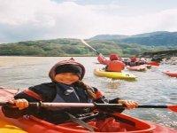 Class kayaking