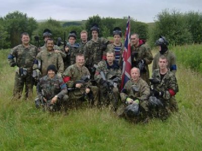 Wickenhall Paintball