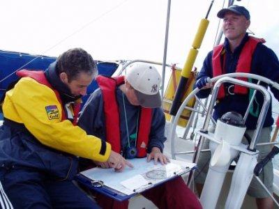 Crouch Sailing School Sailing