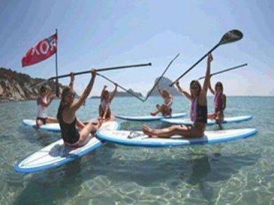 Rural Surf Paddle Surf