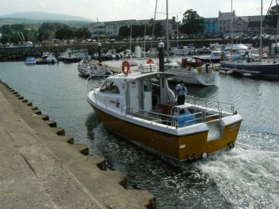 D & P Marine Boat Trips