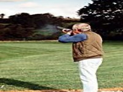 Mendip Shooting Ground Clay Pigeon Shooting