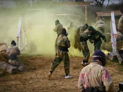 Point Blank Paintball