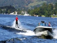 What powerboating is great for!