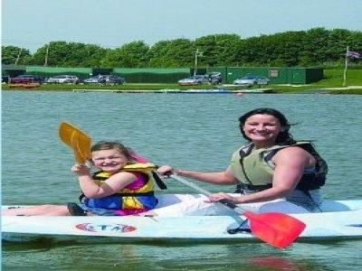 Allerthorpe Lakeland Park Kayaking