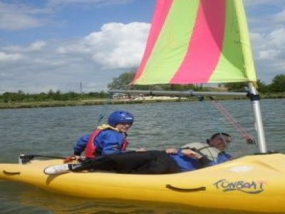 Allerthorpe Lakeland Park Sailing
