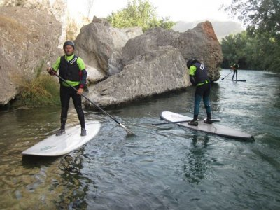 SaltaRíos Málaga Paddle Surf