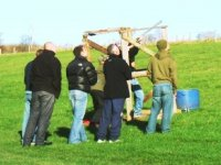 Clay shooting Sussex