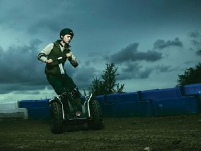 Yorkshire Outdoors Segway