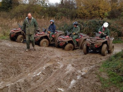 Yorkshire Outdoors Quads