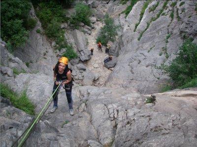 Nómadas del Pirineo Rappel