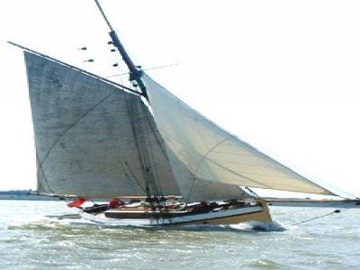 Britannia Sailing East Coast