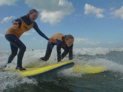 Skern Lodge Surfing