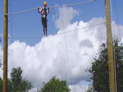 Hindleap Warren Outdoor Education Centre High Ropes