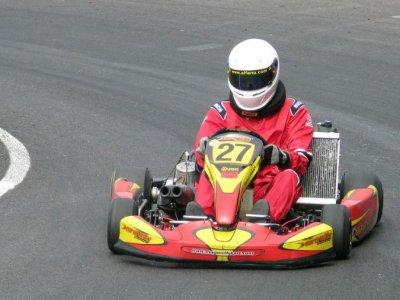 El Circuito de Montoya Karting