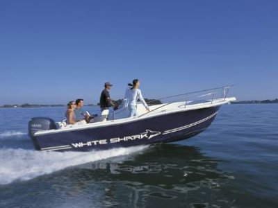 Allhallows Yacht Club Powerboating