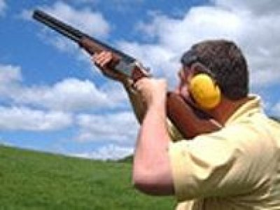 Essex Outdoor Activity Centre Clay Pigeon Shooting