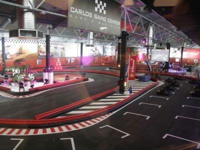 Carlos Sainz Center Madrid