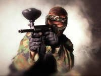 Paintball in Surrey