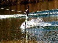 Fabulous wakeboarding