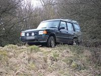 One of their Landrovers
