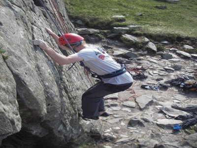Country Experiences Abseiling