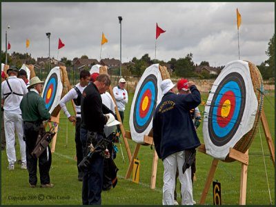 Kestrels Archery Club