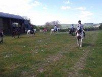 Pony Trekking at the centre