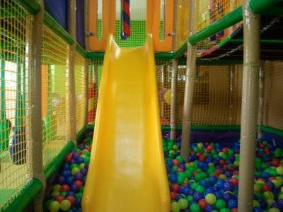 Ludojungla Parques Infantiles