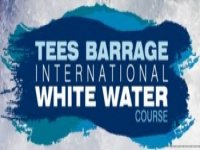 Tees Barrage International White Water Centre Canoeing