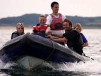 A family Powerboating experience