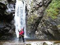 Canyoning is lots of fun