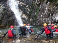 Why not try out some canyoning.