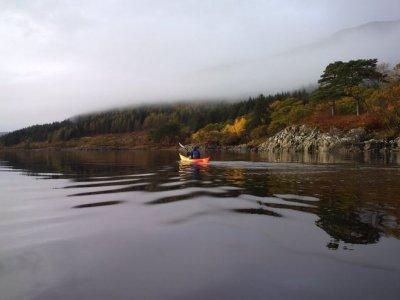 Snowgoose Mountain Centre Kayaking