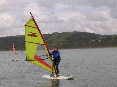 Cardigan Bay Watersports Windsurfing