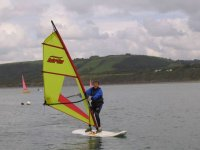 Windsurfing for beginners