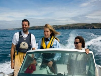 Cardigan Bay Watersports Boat Trips