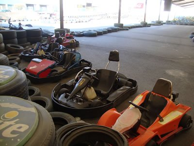 Karting Indoor Ordes