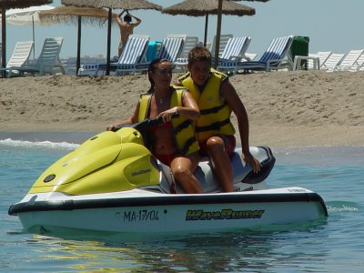 15 min Jet-Ski, Marbella
